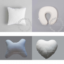 Pillow Cover & Filler (10)