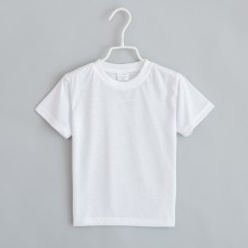 Infant polyester Cotton-Feel Months Round Neck