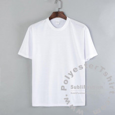 Cotton-Feel Polyester T-shirt