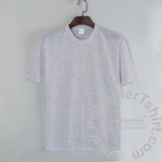 T-Shirt 100% Polyester Heater Grey and more colors for Sublimation