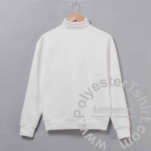 High Neck Air Layer polyester fabric