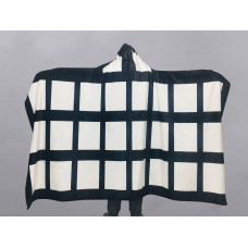 26 Panel Hoodie Blanket Super-Soft