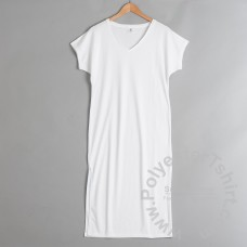 Long Tunie V neck Polyester