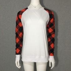 Buffalo Plaid shirts light single polyester