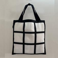 9 Panels Tote Bag